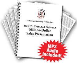Million-Dollar Sales Presentation