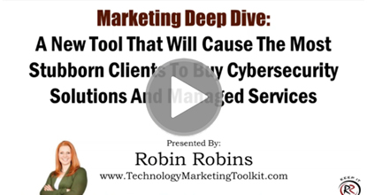 Cyber Security Marketing Toolkit - Bonus 2