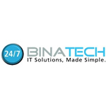 Binatech logo for Joan Haworth